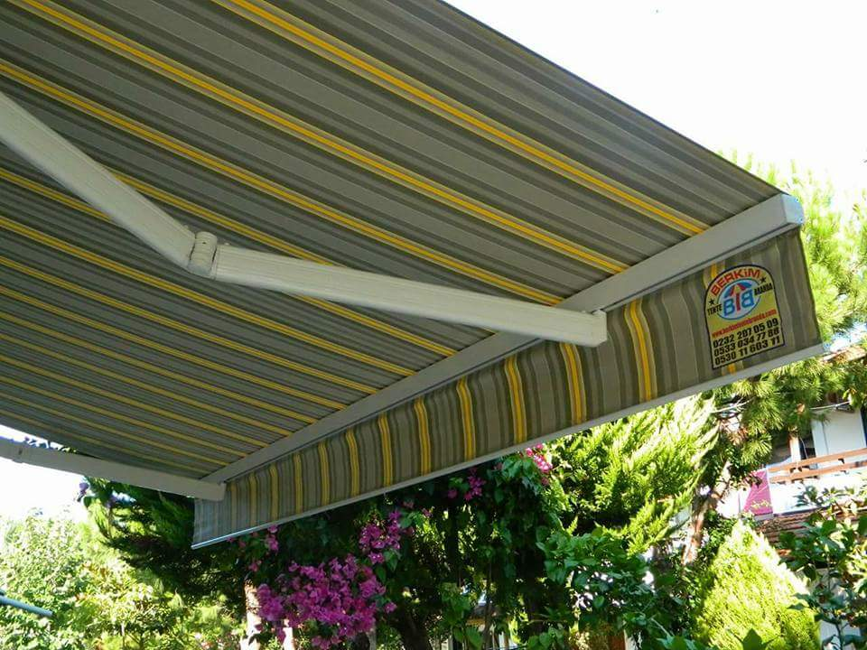 Urla Mafsallı Tente Modelleri Tenteci
